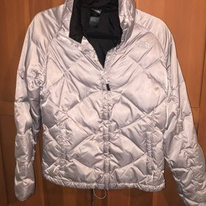 be4c7acff5 The North Face Jackets   Coats - North Face Silver Aconcagua PufferJacket